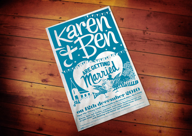 Incredible Tea Towel Wedding Invitations 620 x 441 · 130 kB · jpeg