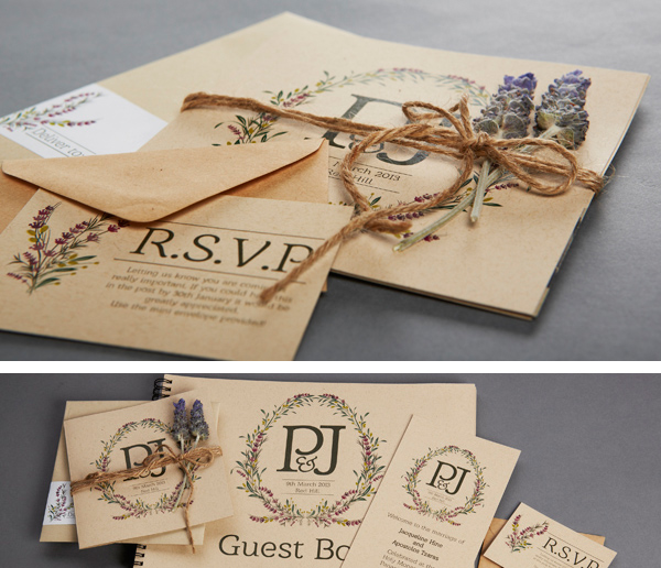 Belly Band Invitation is luxury invitation layout