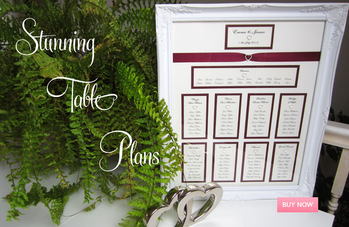 Shop for Table Plans