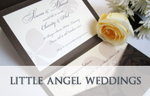 Little Angel Wedding Stationery