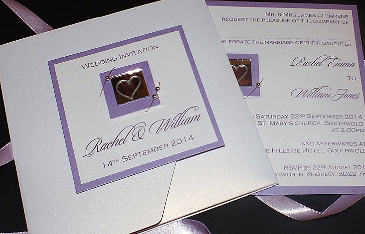 wedding invitations and stationery by purple mountain design