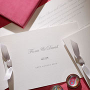 New York Wedding Invitation