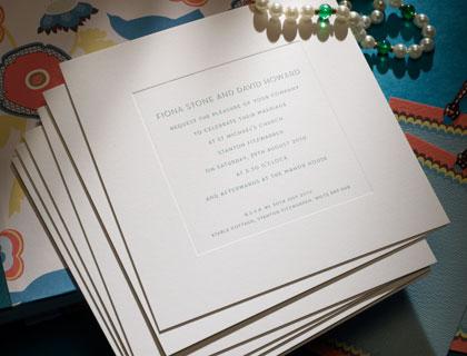 Wedding Invitation Wording Etiquette – Classic Wedding Invitations Uk