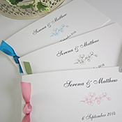 'Kew' by Little Angel Weddings